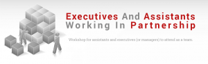 Executives_And_Assistants_Working_In_Partnership