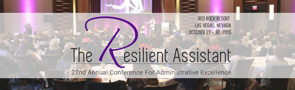 2015_Conference_For_Administrative_Professionals