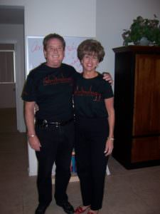 Joan and Dave Burge