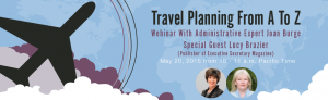 Travel-Planning-For-Executive-Assistants