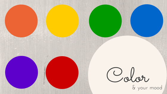 How Color Affects Your Mood (and Wellness). COLOR