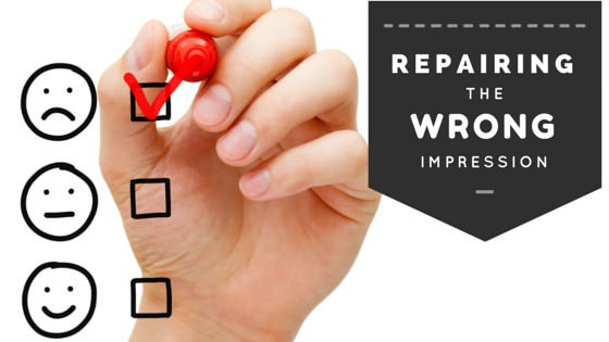 REPAIRING-THE-WRONG-IMPRESSION