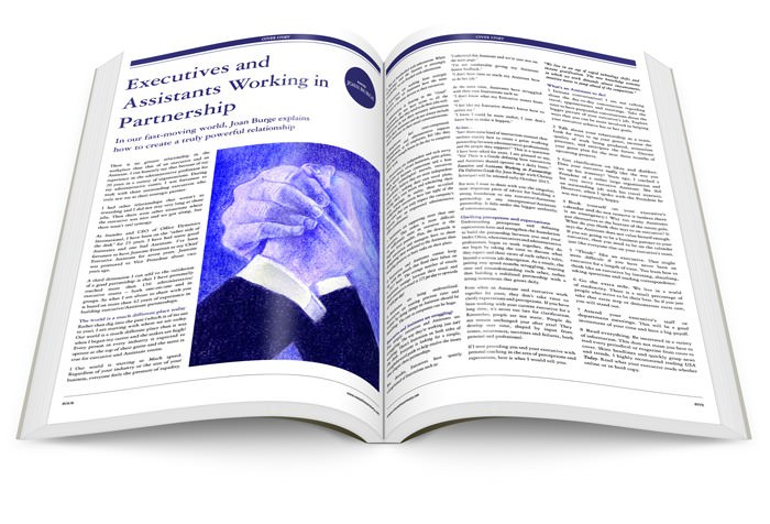 Executives-and-Assistants-Working-in-Partnership-Article