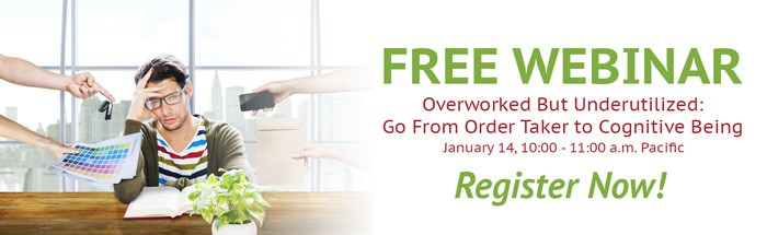 Overworked-But-Underutilized-free webinar for administrative professionals