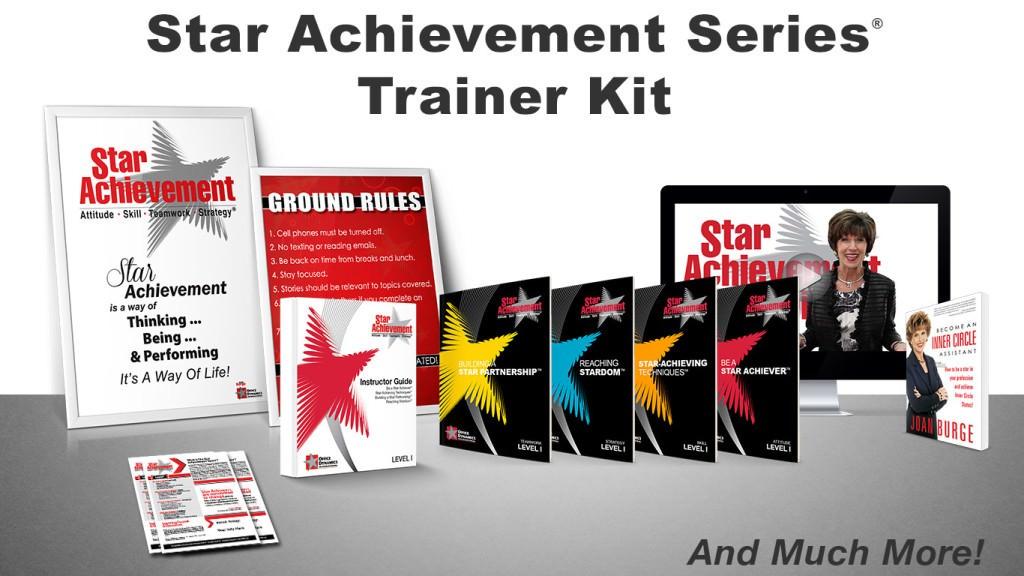 star achievement series for assistants
