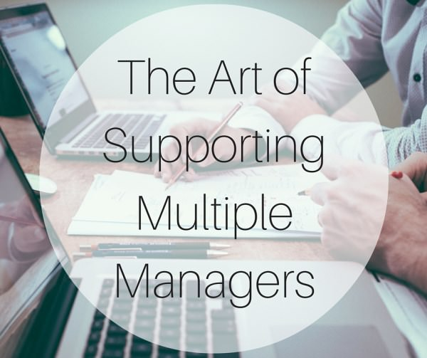 supporting multiple managers