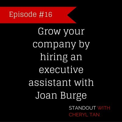grow your company by hiring an assistant