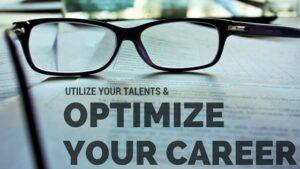 optimize your career