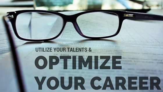 optimize your career