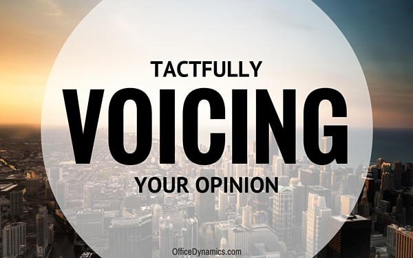 voicing_your_opinion_at_work