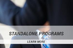 Administrative Training – Standalone Programs