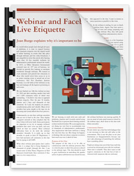 Webinar-Etiquette