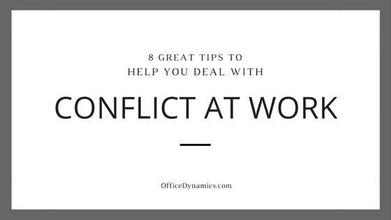 deal-with-conflict-at-work