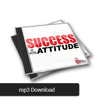 success-is-90%-attitude