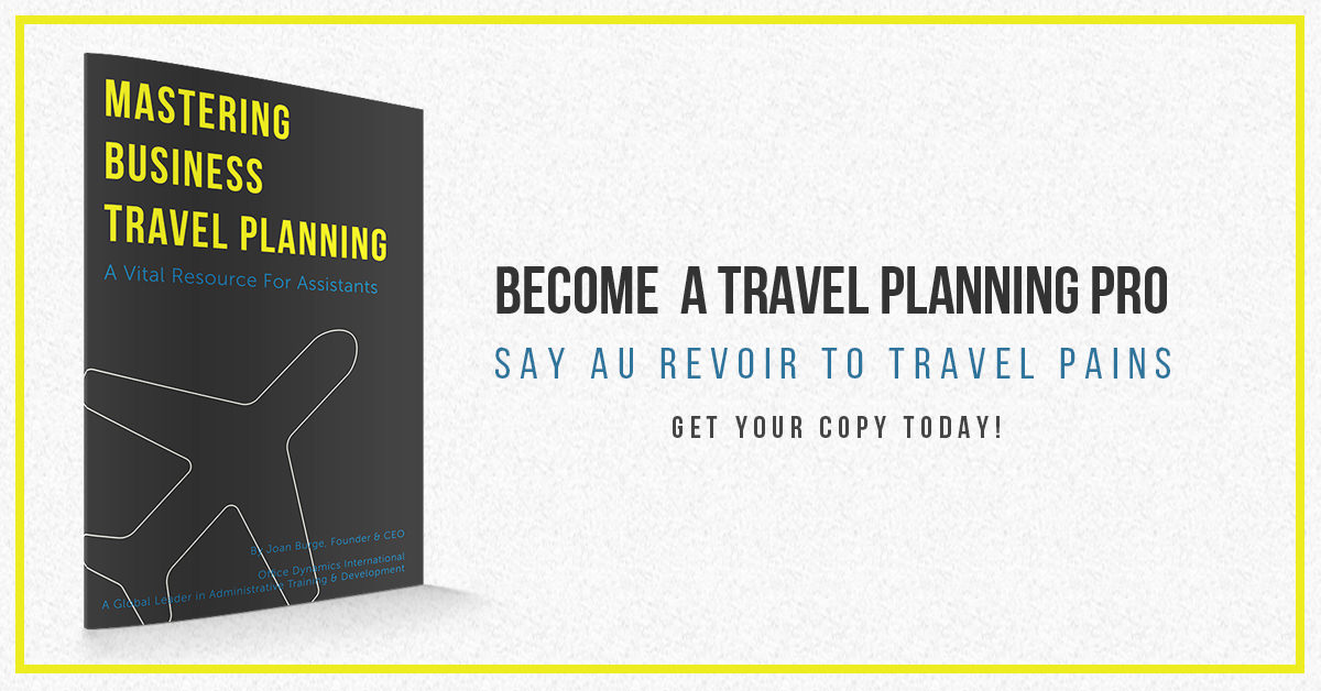 Business_Travel_Planning_A_Vital_Resource_For_Assistants