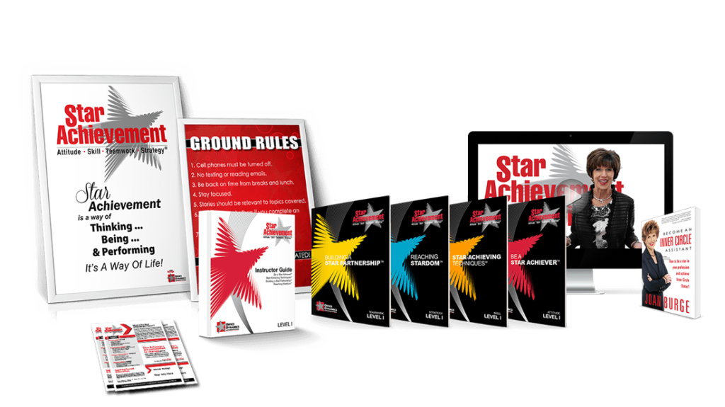 Training kit for administrative professionals