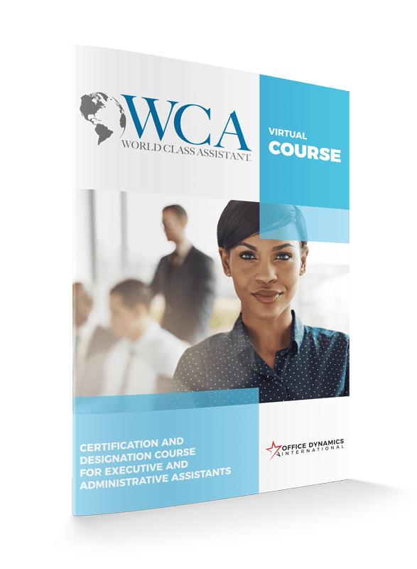 World Class Assistant Certification Designation Course