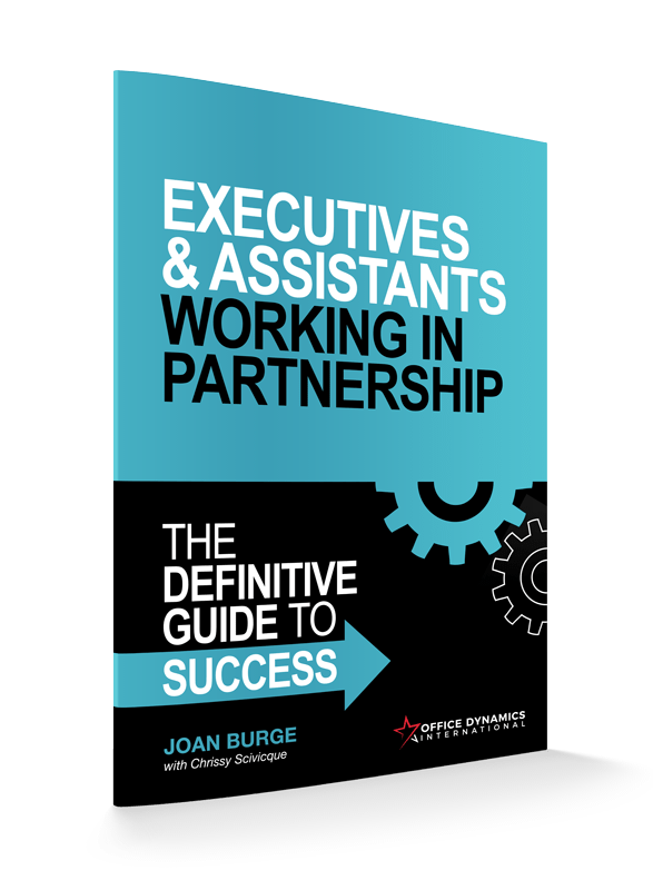 Executive and Assistant Partnership Guide