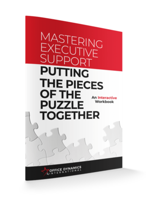 Training Guide For Executive Assistants