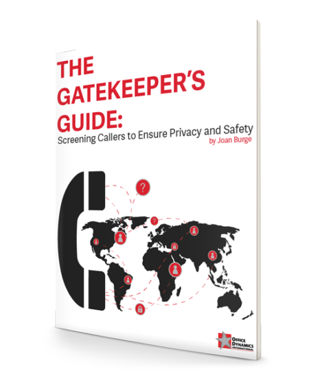 The Gatekeepers Guide Ebook for Assistants
